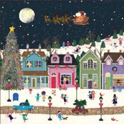 Winter Wonderland Christmas Jigsaw Puzzle