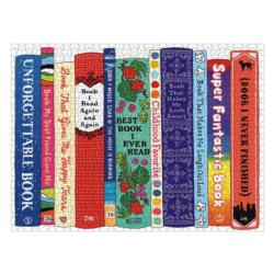 Ideal Bookshelf: Universal Bookshelves Jigsaw Puzzle
