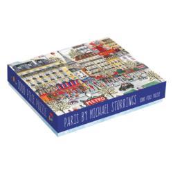 Michael Storrings Paris 1000 Piece Puzzle Paris Jigsaw Puzzle