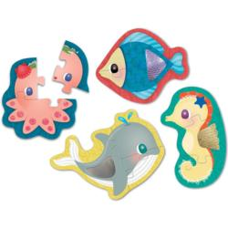 Under the Sea Fish Children's Puzzles