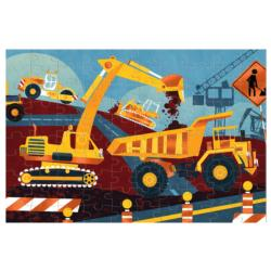 Construction Cats Children's Puzzles
