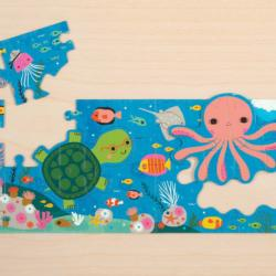 Under the Sea Fish Children's Puzzles