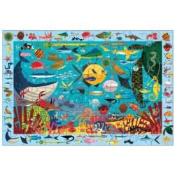 Ocean Life Fish Children's Puzzles