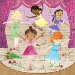 Ballerinas Princess Children's Puzzles