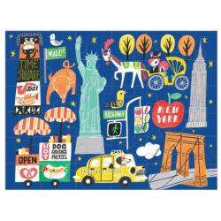 New York City New York Children's Puzzles