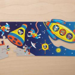 Outer Space Space Children's Puzzles