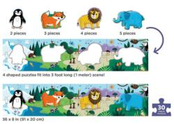 Animals of the World Educational Children's Puzzles