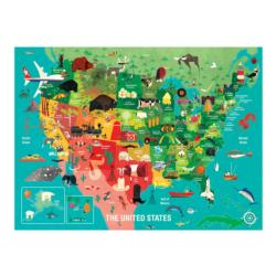 The United States United States Jigsaw Puzzle