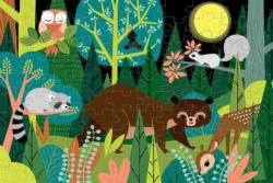 In The Forest Wildlife Children's Puzzles