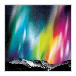 Cosmic Lights Space Jigsaw Puzzle