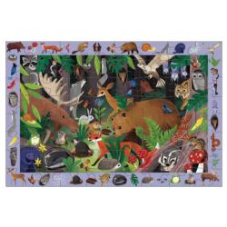 Woodland Forest Forest Children's Puzzles
