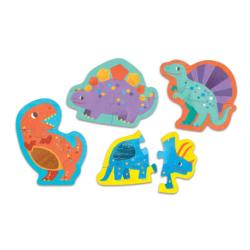 Mighty Dinosaurs Dinosaurs Children's Puzzles