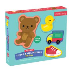 My Day Educational Children's Puzzles