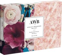 Ashley Woodson Bailey Flowers Double Sided Puzzle