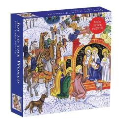 Joy To The World Christmas Jigsaw Puzzle