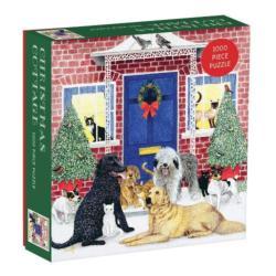 Christmas Cottage Christmas Jigsaw Puzzle