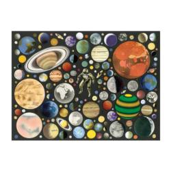 Zero Gravity Collage Jigsaw Puzzle