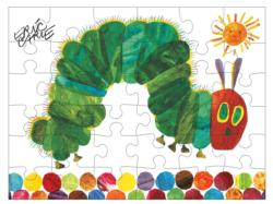 Eric Carle Very Hungry Caterpillar Movies / Books / TV Children's Puzzles