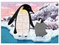 Emperor Penguin Birds Children's Puzzles