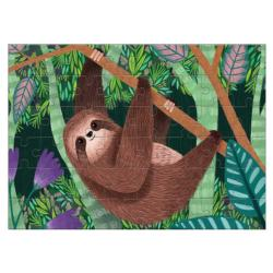 Three-Toed Sloth (Mini) Graphics / Illustration Children's Puzzles