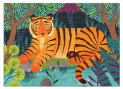 Bengal Tiger - Scratch and Dent Tigers Miniature Puzzle