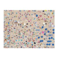 Gray Malin Beach Beach Double Sided Puzzle