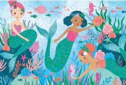 Mermaids Mermaids Children's Puzzles