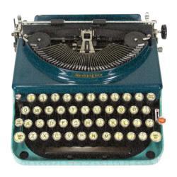 Vintage Typewriter Nostalgic / Retro Jigsaw Puzzle