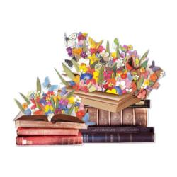Wonder Books Collage Jigsaw Puzzle