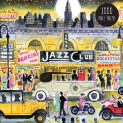 Storrings Jazz Age New York Jigsaw Puzzle