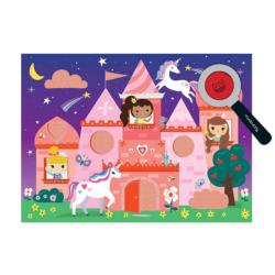 Secret Pic Unicorn Castle Unicorns Children's Puzzles