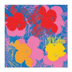 Foil Andy Warhol Contemporary & Modern Art Jigsaw Puzzle