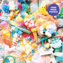 Tokyo Treasures Collage Jigsaw Puzzle