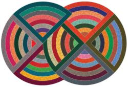 MoMA Frank Stella Contemporary & Modern Art Jigsaw Puzzle