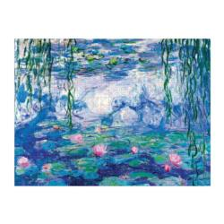 Monet Contemporary & Modern Art Double Sided Puzzle