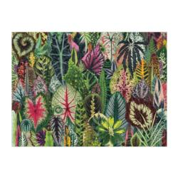 Houseplant Jungle Flowers Jigsaw Puzzle
