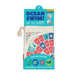 Ocean Swim! Travel Game
