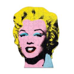 Andy Warhol Marilyn (Mini) Famous People Miniature Puzzle