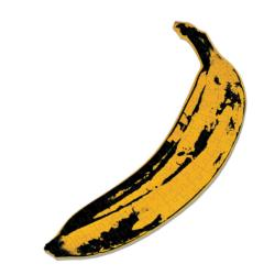 Andy Warhol Banana Food and Drink Miniature Puzzle