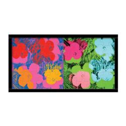 Andy Warhol Wood Puzzle Set Flowers Multi-Pack