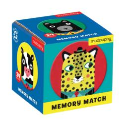 Animal Friends Mini Memory Match