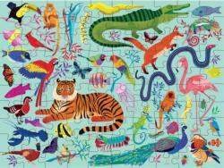 Animal Kingdom Animals Double Sided Puzzle