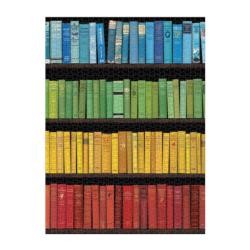 I'd Rather Be Reading Bookshelves Jigsaw Puzzle