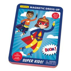 Super Kids! Magnetic Dress-up