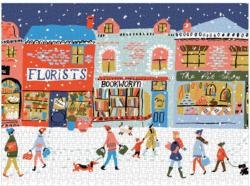 Main Street Village People Jigsaw Puzzle