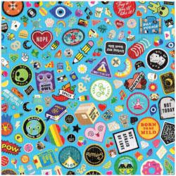 Fun Flair Graphics / Illustration Jigsaw Puzzle