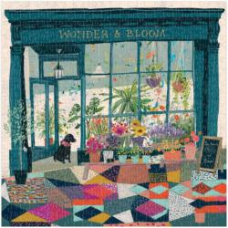 Wonder & Bloom Shopping Jigsaw Puzzle