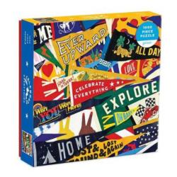 Celebrate Everything Graphics / Illustration Jigsaw Puzzle