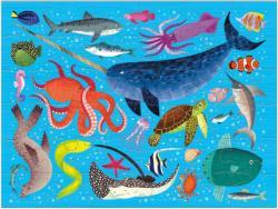 Ocean Life Fish Jigsaw Puzzle