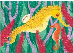 Longsnout Seahorse Under The Sea Jigsaw Puzzle